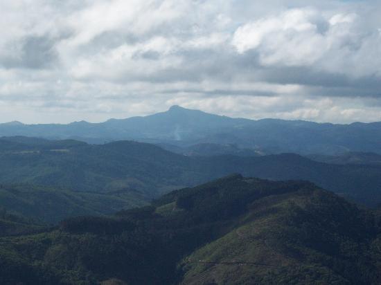 Monte Verde: Vista de um dos picos