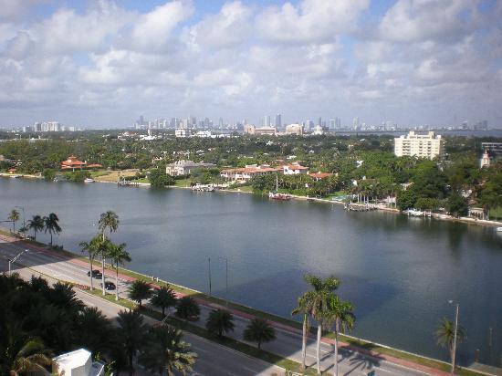 Miami Beach Resort and Spa: Vista desde la habitación