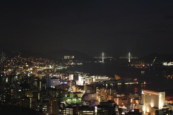 Hotel Nagasaki : 夜景