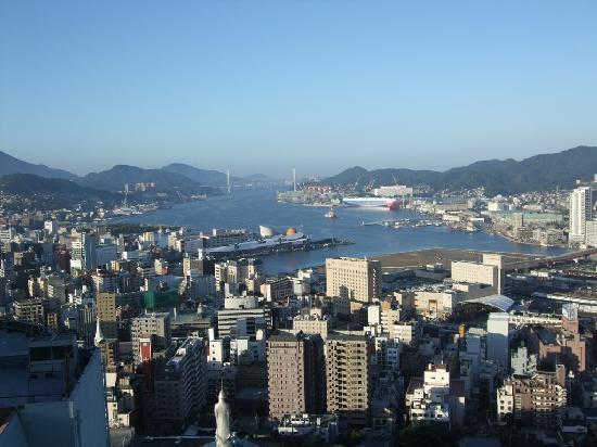 Hotel Nagasaki : 朝日