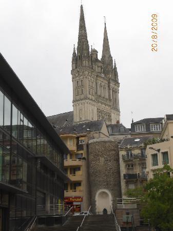 Ibis Angers Centre Château : Vista Angers 1