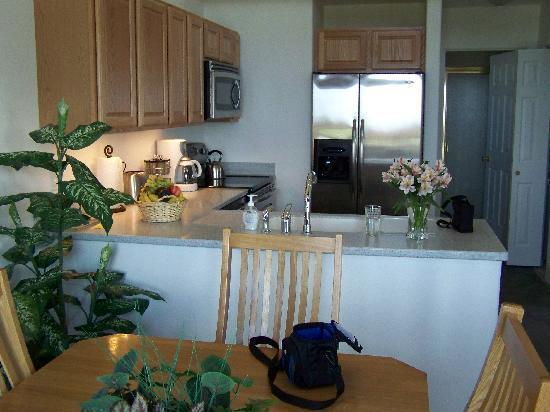 Soaring Eagle Lodge : Kitchen