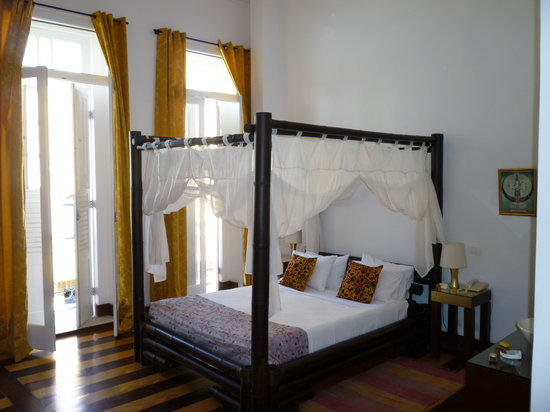 Aram Yami Hotel: Room