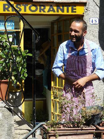 Ristorante 'Arcobalena' : The Hospitality