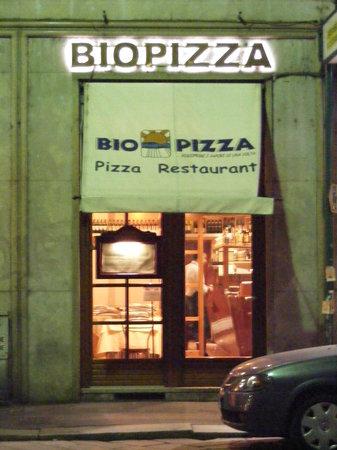 Bio Pizza