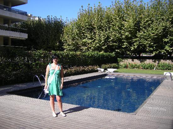 Magnolia Hotel: The Fresh Water Pool