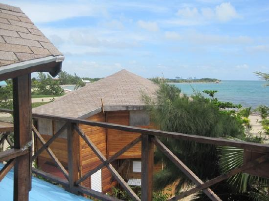 Colibri House: north view from roof
