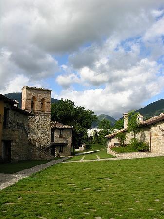 Castelraimondo, Italien: Borgo di Lanciano #2