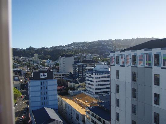 Grand Mercure Wellington Central City Apartments : view