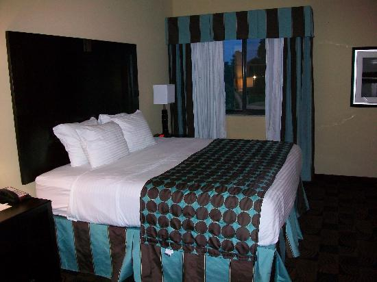 BEST WESTERN Motorsports Inn & Suites: Modern comfy bedding