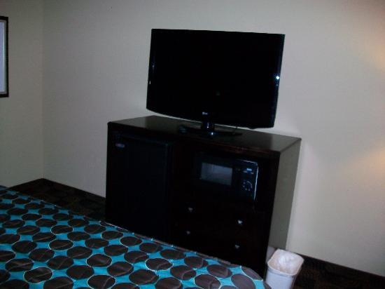 BEST WESTERN Motorsports Inn & Suites: Flat screen TV,