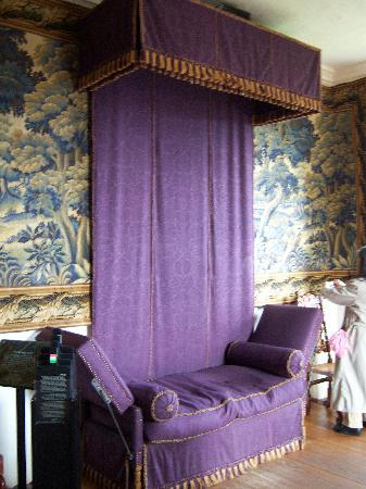Argyll's Lodging: The leisure couch