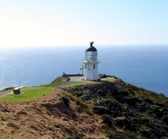 New Zealand North Island Lighthouse