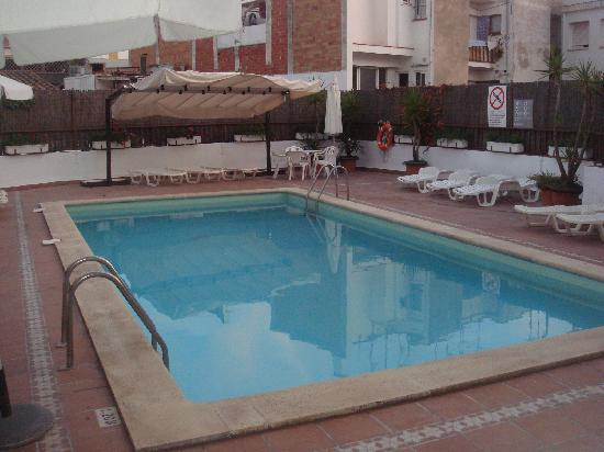 Hotel El Cid: la piscine au El Cid