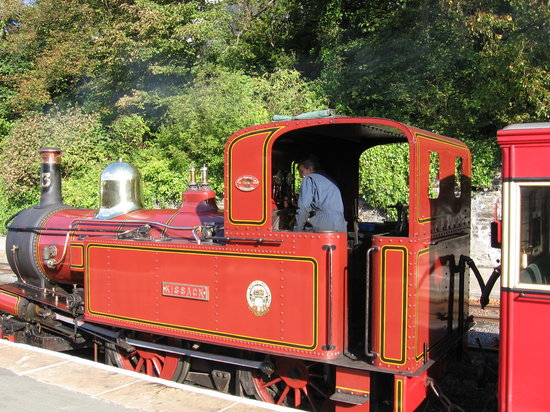 Douglas, UK: Steam Railway