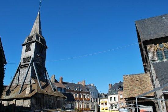 Honfleur, فرنسا: Honfleur