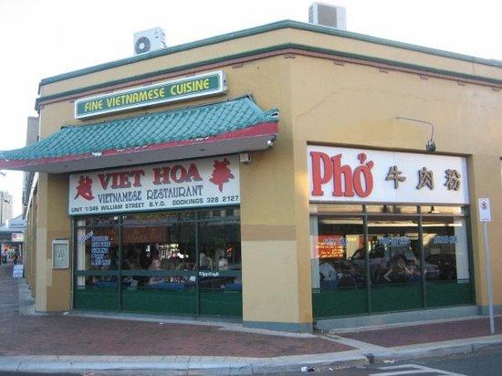Viet Hoa Vietnamese Restaurant Perth Perth Cbd