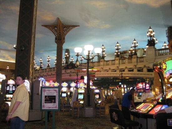Power partially restored at Paris Las Vegas   Las Vegas ...   Paris Hotel Las Vegas Inside