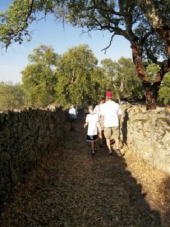 Casa do Forno: Hike to the gorge