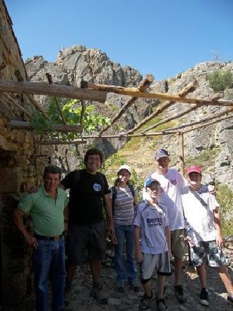 Casa do Forno: Carlos and the Geopark crew