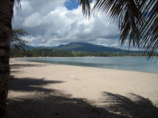 El Yunke Mountain overlooking Luquillo Beach