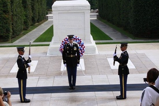 The Tomb of the Unknown Soldier