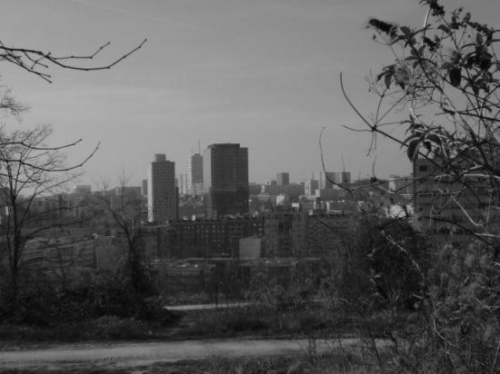 Skyline de Montreuil.