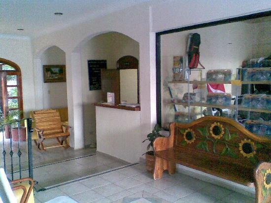 Hotel el Moro: la cocina
