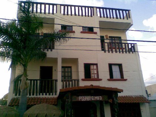 Hotel el Moro: el hotel posada el moro