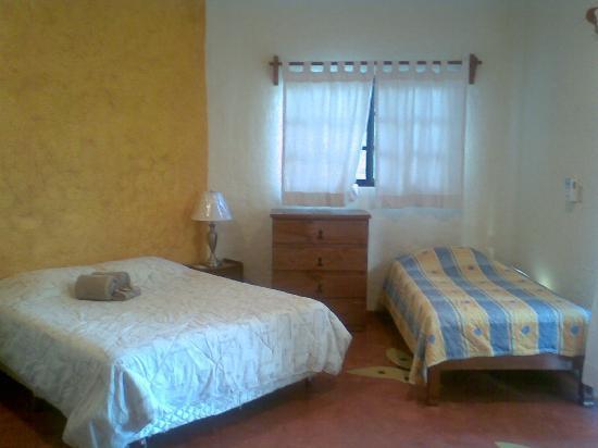 Hotel el Moro: una de las habitaciones