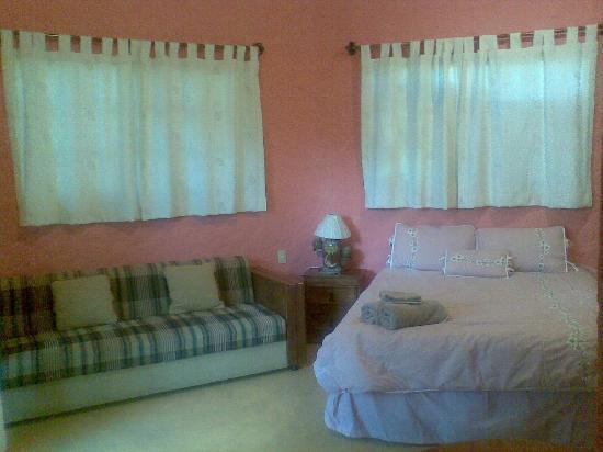 Hotel el Moro: habitacion
