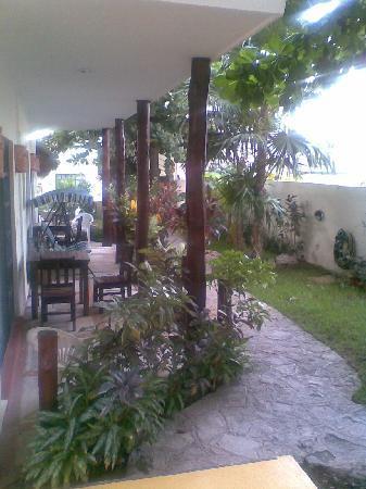 Hotel el Moro: hotel posada el moro