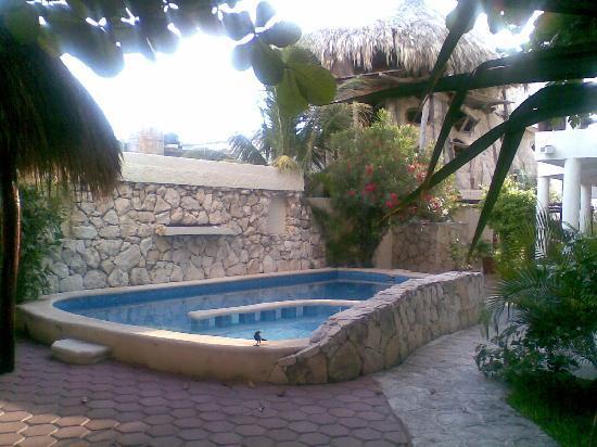 Hotel el Moro : picina