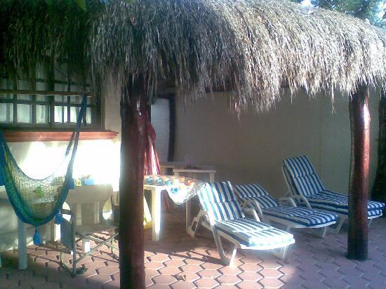 Hotel el Moro : acogedor el hotel posada el moro