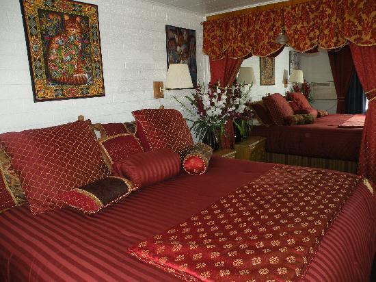 Canyon Lodge: Las Vegas Room