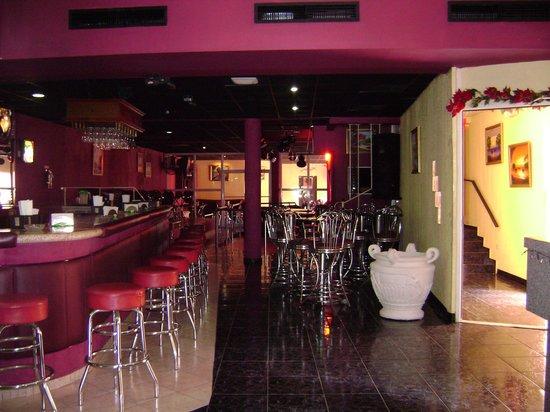 Hotel Mystik : bar