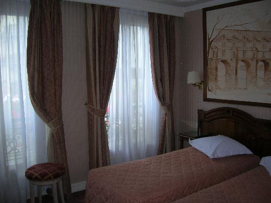 Minerve Hotel: Room #107