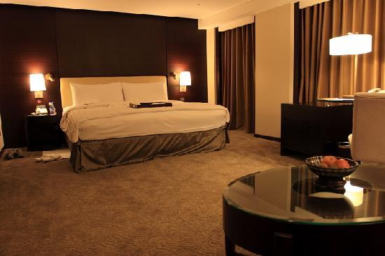 Shangri-La's Far Eastern Plaza Hotel Tainan: ホライゾン・デラックス