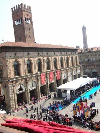 Museo Morandi : ボローニャの中心マッジョーレ広場