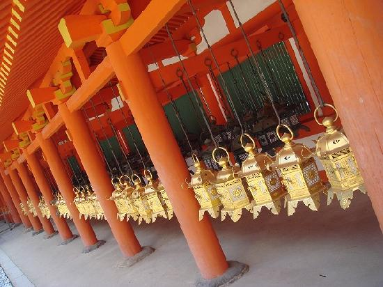 Prefactura de Kyoto, Japón: Kasuga Taisha is beautiful place to visit ^^