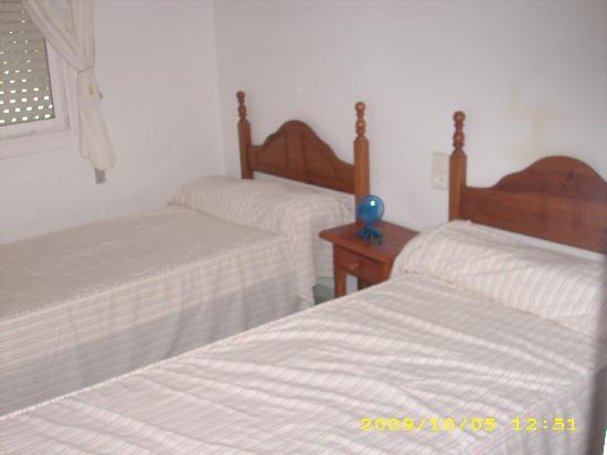 Apartamentos Golf Center Pueblo: the bedroom