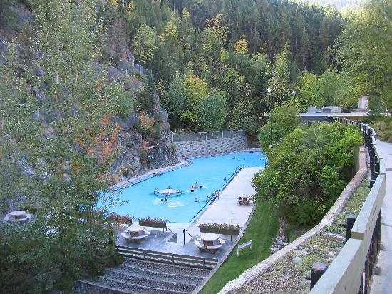 Радиум-Хот-Спрингс, Канада: Radium Hot Springs
