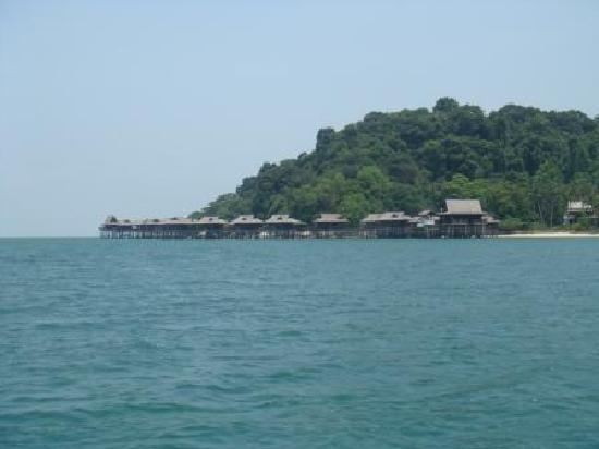 Pangkor Laut Resort: Sea Villas on Arrival