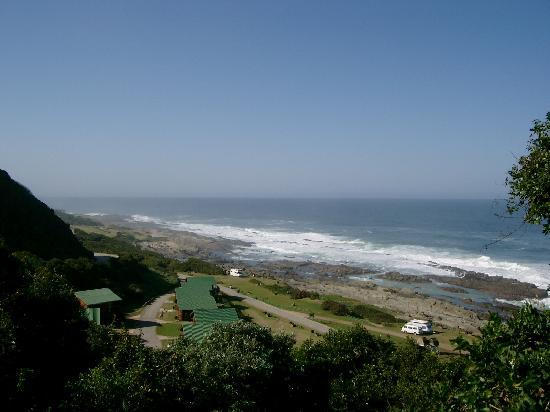Tsitsikamma Lodge: panoramaintorno