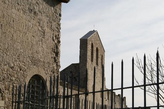 Venosa, Italia: La Vela, detaglio della Chiesa Incompiuta della SS Trinità