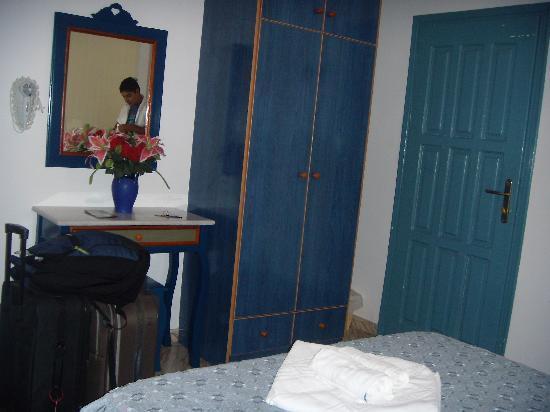 Evgenia Villas & Suites: Our room