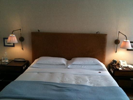 Hotel Fasano São Paulo: the bed - lovely and inviting