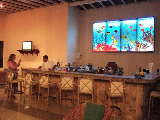 SunSol Isla Caribe: Bar - beware of tequila !