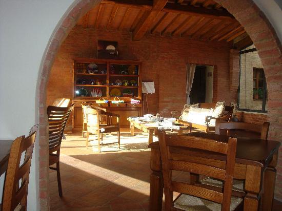 Hotel More Di Cuna: salone