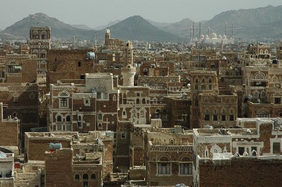 Burj al Salam : Vista dal mafraj